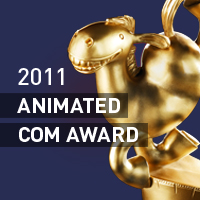 Civilization V. won the Technology Prize at Animated Com Award!
