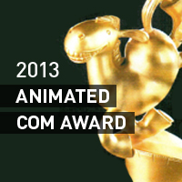 Breaking News! DIGIC won the Animated Com Award's Technology Prize!